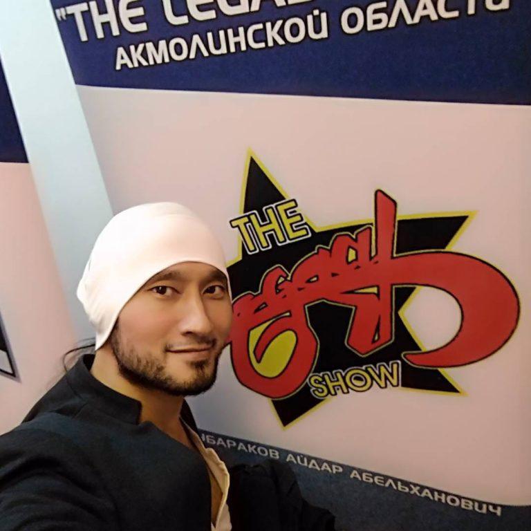 Айдар Мубараков