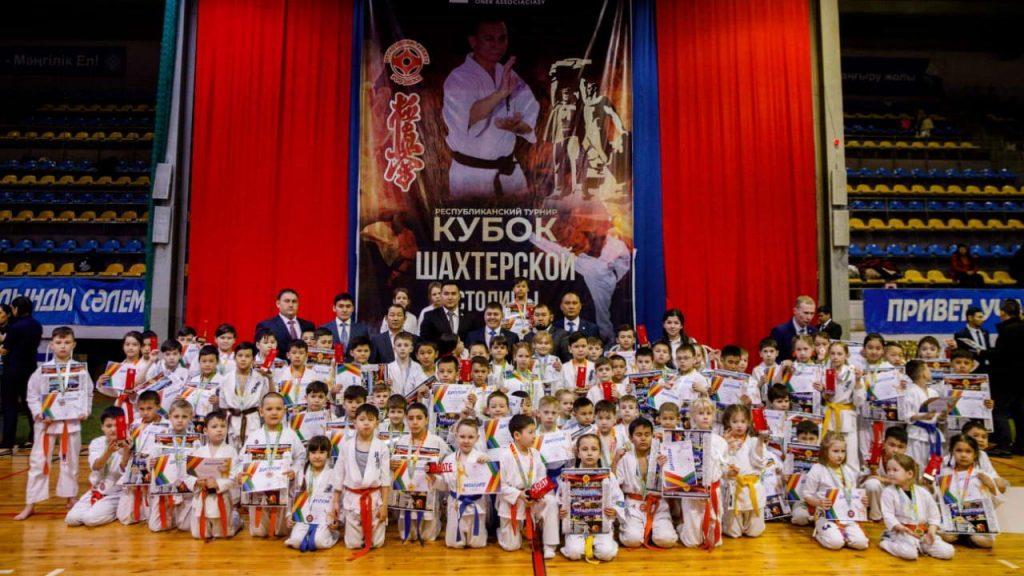 Республиканский турнир по каратэ «Кубок Шахтёрской столицы» г.Караганда